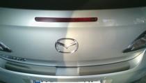 NataNiko Накладка на задний бампер Mazda 6 4/5D 2007-2012