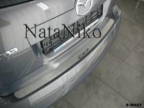 NataNiko Накладка на задний бампер Mazda CX-7