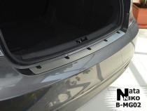 NataNiko Накладка на задний бампер MG 6 4D