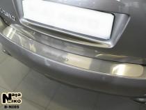 NataNiko Накладка на задний бампер Nissan Murano II 2008-2014