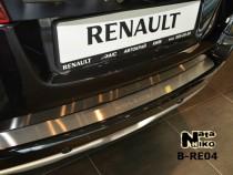 NataNiko Накладка на задний бампер Renault Koleos 2008-