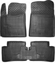 Коврики в салон полиуретановые Hyundai i10 2013- Avto Gumm