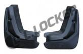 Брызговики Ford Focus III SD 2011- задние к-т L.Locker
