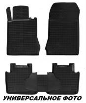 Avto Gumm Коврики в салон полиуретановые Seat Leon 2012- 3D