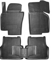 Коврики в салон полиуретановые VW Tiguan 2007-2015 Avto Gumm
