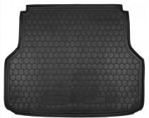 Полиуретановый коврик багажника Chevrolet Lacetti универсал Avto Gumm