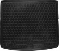 Полиуретановый коврик багажника Chevrolet Cruze hb Avto Gumm
