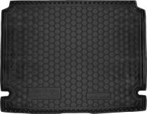 Полиуретановый коврик багажника Citroen Berlingo/Peugeot Partner 2008- Avto Gumm