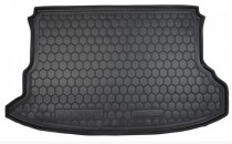 Полиуретановый коврик багажника Hyundai Tucson 2004-2015 Avto Gumm