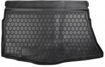 Полиуретановый коврик багажника Hyundai i30 2012-2017 hatchback Avto Gumm