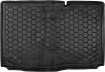 Полиуретановый коврик багажника Ford B-Max нижняя полка Avto Gumm