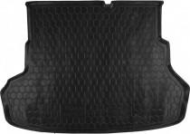 Полиуретановый коврик багажника Kia Rio 2011-2015 sedan Avto Gumm
