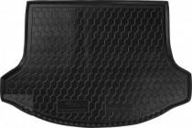 Полиуретановый коврик багажника Kia Sportage 2010-2015 Avto Gumm