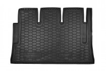 Полиуретановый коврик багажника Mercedes-Benz Viano  Avto Gumm