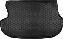 Полиуретановый коврик багажника Mitsubishi Outlander 2003-2008 Avto Gumm