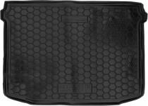 Полиуретановый коврик багажника Mitsubishi ASX Avto Gumm