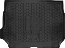 Avto Gumm Полиуретановый коврик багажника Peugeot 2008