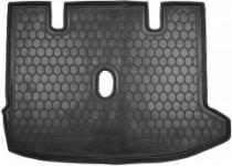 Полиуретановый коврик багажника Renault Lodgy Avto Gumm