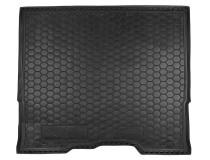 Полиуретановый коврик багажника Renault Trafic 2015-  Avto Gumm