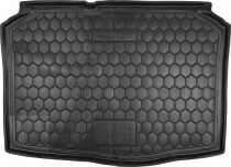 Avto Gumm Полиуретановый коврик багажника Skoda Fabia II hatchback 2007-2014