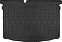 Avto Gumm Полиуретановый коврик багажника Skoda Fabia III hatchback 2015-