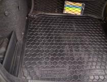 Avto Gumm Полиуретановый коврик багажника Skoda Octavia A7 liftback