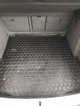 Avto Gumm Полиуретановый коврик багажника Skoda SuperB 2008-2015 liftback