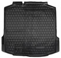 Avto Gumm Полиуретановый коврик багажника Skoda Rapid/Seat Toledo 2012-