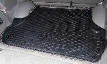 Полиуретановый коврик багажника Toyota Land Cruiser 100/Lexus LX 470 Avto Gumm