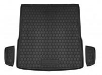 Полиуретановый коврик багажника VW Passat B6/B7 универсал Avto Gumm