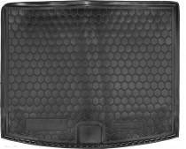 Полиуретановый коврик багажника VW Touareg 2010-2018 Avto Gumm