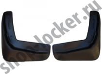 L.Locker Брызговики Mazda 6 2012- передние к-т
