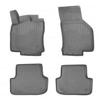Коврики резиновые Audi A3 3D (2012-) Nor-Plast