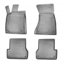 Коврики резиновые Audi A6 2011- Nor-Plast