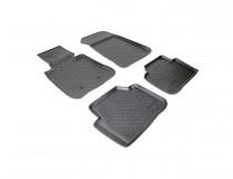 Коврики резиновые BMW 3 Series (E90) 2010-2012 Nor-Plast