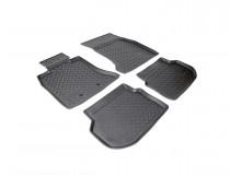 Коврики резиновые BMW 5 Series (F10) 2010-2013 Nor-Plast