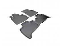 Коврики резиновые BMW X5 (E53) 1999-2007 Nor-Plast