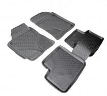 Коврики резиновые BYD F3 Nor-Plast