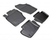 Коврики резиновые Citroen С4 2004-2010 Nor-Plast