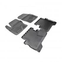 Коврики резиновые Ford Kuga 2012- Nor-Plast