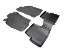 Коврики резиновые Fiat Albea 2002-2011 Nor-Plast