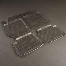 Nor-Plast Коврики резиновые Hyundai Getz 2002-2011