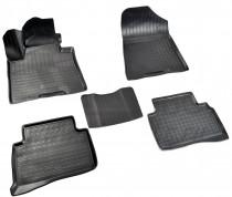 Коврики резиновые Hyundai Tucson 2015- Nor-Plast