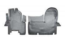 Коврики резиновые Iveco Daily IV/V 2006-2011- Nor-Plast