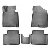 Nor-Plast Коврики резиновые Kia Ceed/Pro Ceed 2013- 3D