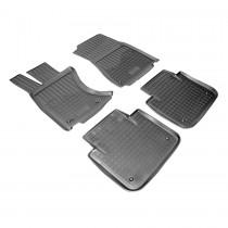 Nor-Plast Коврики резиновые Lexus GS 2012- 4x4