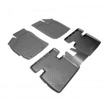 Коврики резиновые Lifan 320 (Smily) Nor-Plast