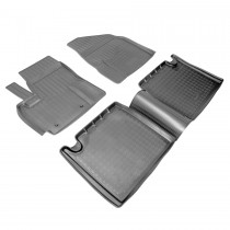 Коврики резиновые Lifan X60 Nor-Plast