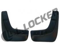 Брызговики Suzuki SX4 2013- передние к-т L.Locker