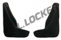 L.Locker Брызговики Suzuki Swift 2011- задние к-т